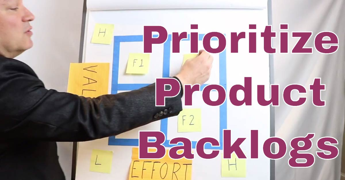 How to Prioritize Product Backlogs in Three Easy Steps | 280