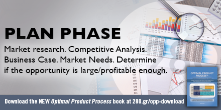 Plan Phase | Optimal Product Process Framework | Product Management Methodology
