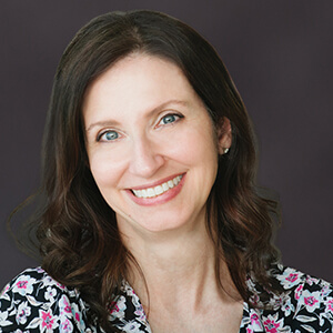 Close-up headshot of Susannah Alexrod who is a course instructor at 280 Group.