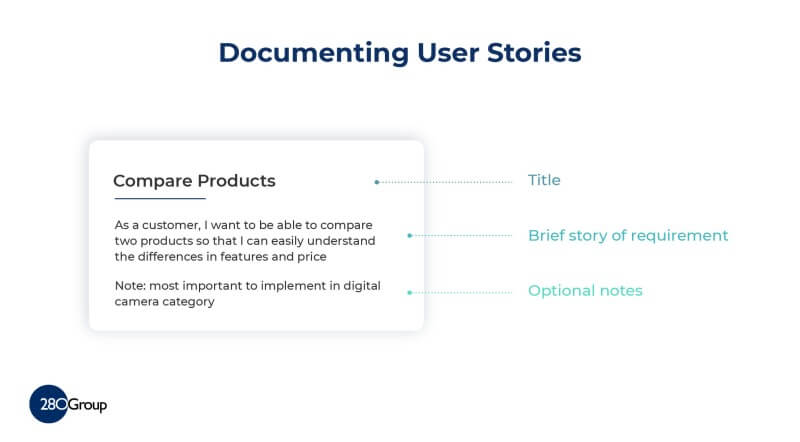 Agile Product Management with Scrum - User Stories