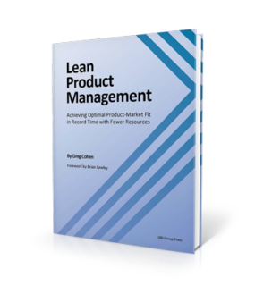 Lean Product Management book cover