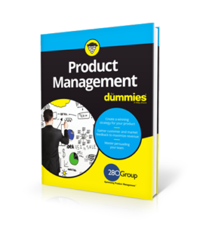 Product Management for Dummies book cover